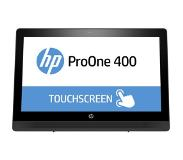 HP ProOne 400 G2 50,8-cm (20-inch) All-in-One pc met touch (ENERGY STAR)