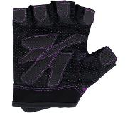 Gorilla wear Womens Fitness Gloves Black/Purple - L