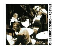 cd Chick Corea Trio - Trilogy