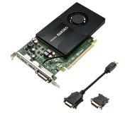 PNY NVIDIA Quadro K2200 4GB