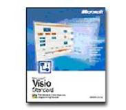 Microsoft VISIO STD 2002 WIN32 ENGLISH INTL VUP CD-ROM