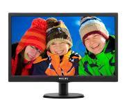 Philips LCD-monitor met SmartControl Lite 203V5LSB26