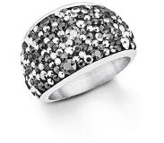 s.Oliver Red Label NU 15% KORTING: S.OLIVER ring met Swarovski-kristallen, »SO1361/1-5«