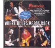 cd Blues - Where Blues Meets Rock IV