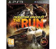 Games Electronic Arts - Need For Speed: The Run (PlayStation 3)