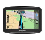 "TomTom Start 52 EU23 Handheld/Fixed 5"" Touchscreen 235g Zwart"