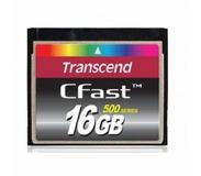 Transcend CFX500 16GB 16GB CompactFlash SLC flashgeheugen