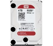 Western digital Red 4000GB SATA III interne harde schijf