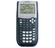 texas instruments TI-84 Plus graphing calculator