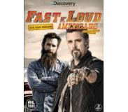 Kolmio Media Fast N Loud - Big Bad Builds | DVD