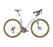 "Serious Grafix Comp Cyclocross fiets, wit 52cm (28"") 2018 Gravel bikes"