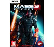 Games Electronic Arts - Mass Effect 3, PC Basis PC video-game