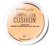 Maybelline Dream Cushion Foundation - 01 Natural Ivory 14,6g