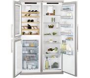 AEG S95900XTM0 frigo américain
