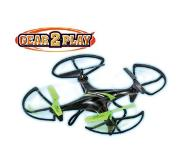 Carrefour G2P Galaxee 4propellers Multi kleuren camera-drone