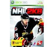 Pelit: NHL 2K8 (Xbox 360)