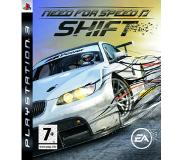 Race; Simulatie Electronic Arts - Need For Speed: Shift (PlayStation 3)