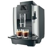 Jura Professional WE8 volautomatische espressomachine Chroom