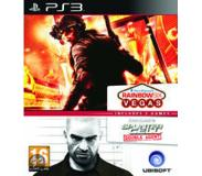 Avontuur Ubisoft - Splinter Cell: Double Agent + Rainbow Six: Vegas 2 (PlayStation 3)