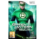 Actie & Avontuur Warner Bros - Green Lantern, Rise of the Manhunters  Wii (Wii)