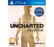 saltoo Uncharted : The Nathan Drake Collection (PS4)