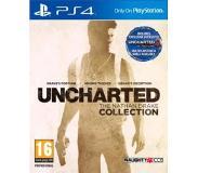 saltoo Uncharted : The Nathan Drake Collection (PS4)
