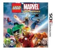 Actie Warner Bros - LEGO Marvel Super Heroes (Nintendo 3DS)