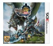 Avontuur Nintendo - Monster Hunter 3 Ultimate (Nintendo 3DS)
