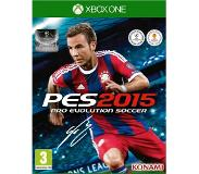 Games Konami - Pro Evolution Soccer 2015, Xbox One Xbox One video-game