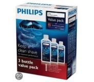 Philips HQ203/50 Reinigingsmiddel 300 ml - 3 st.