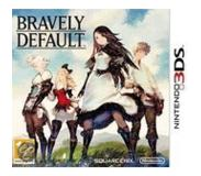 Actie; Role Playing Game (RPG) nintendo - Bravely Default (Nintendo 3DS)