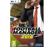 Games SEGA - Football Manager 2016, PC