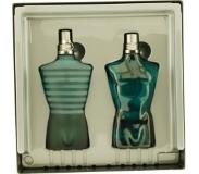 Redken Jean Paul Gaultier Le Male gift set 125 ml eau de toilette + 125 ml after shave lotion