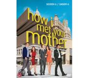 dvd Jason Segel, Cobie Smulders & Neil Patrick Harris - How I Met Your Mother - Seizoen 6 (DVD)