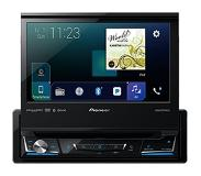 Pioneer AVH-Z7000DAB Klapscherm met Apple Carplay Android Auto DAB+ Spotify