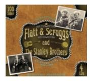 Traditionele Country; Bluegrass Flatt & Scruggs - And The Stanley Brothers