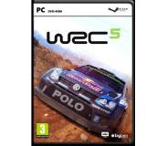 Games Bigben Interactive - WRC 5, PC Basis PC video-game