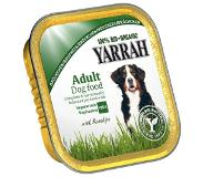 Yarrah Dog kuipje pate vegetarische brokjes met groente (14 stuks, 2.10 kg)