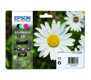 "Epson Multipack ""Pâquerette"" - Encre Claria Home N,C,M,J"