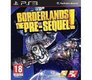 2K Games Borderlands: The Pre-Sequel! (PlayStation 3)