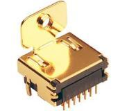AudioQuest 69-046-01 kabeladapter/verloopstukje