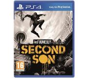 Games Toiminta - Infamous 3 Second Son (Playstation 4)