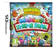 Toiminta: Activision - Moshi Monsters: Moshlings Theme Park (Nintendo DS)