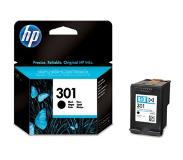 HP 301 -mustesäiliö, musta