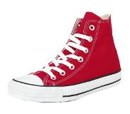 Converse CHUCK TAYLOR ALL STAR HI CORE CANVAS Sneakers hoog red 44