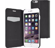Azuri Booklet Ultra Thin Apple iPhone 6 Plus/6s Plus Book Case Zwart