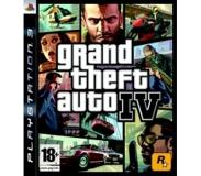 Pelit: Take-Two Interactive - Grand Theft Auto IV, PS3
