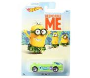 Hot wheels Despicable Me Minions auto Deora II groen 6 cm