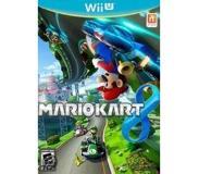 Games Nintendo - Mario Kart 8 (Wii U)