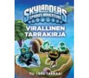 book 9789526603643 Skylanders - Virallinen tarrakirja